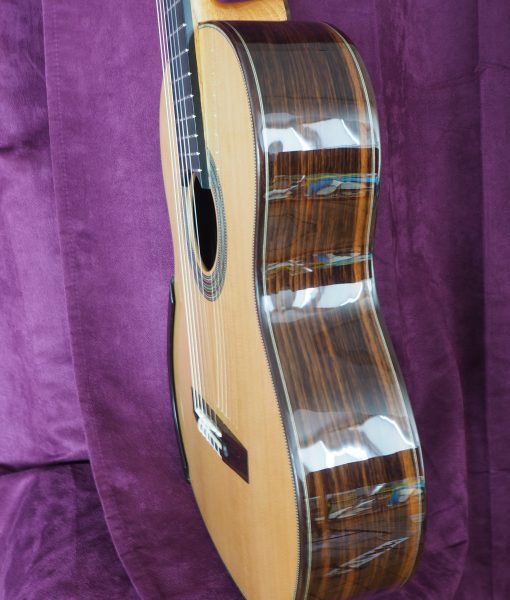 Stanislaw Partyka classical guitar luthier lattice 16PAR007-09