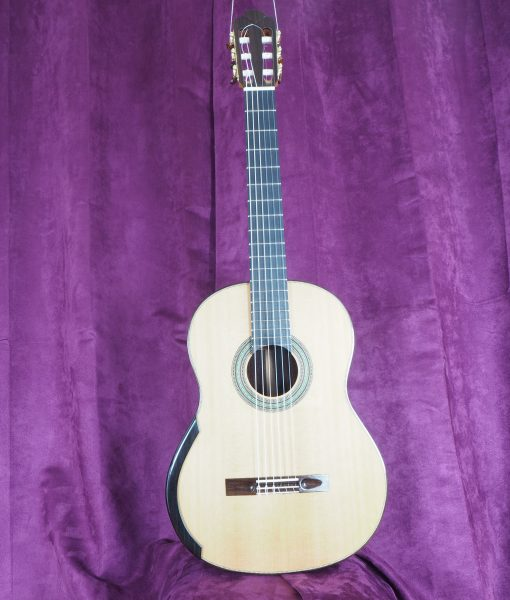 Stanislaw Partyka classical guitar luthier lattice