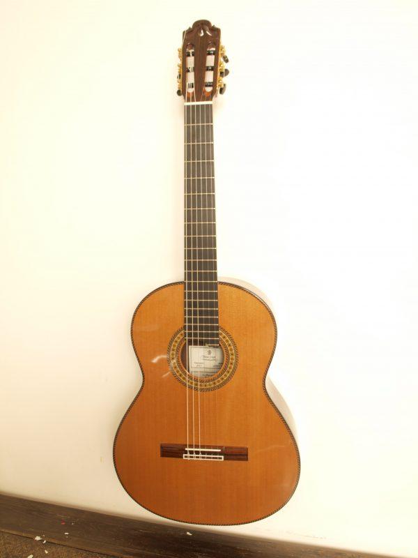 Dieter Hopf grande furioso portentosa classical guitar luthier