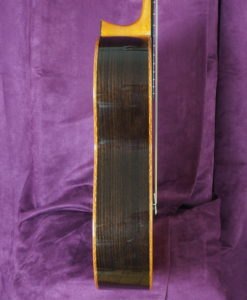 Dieter Hopf luthier progresso classical double-table guitar