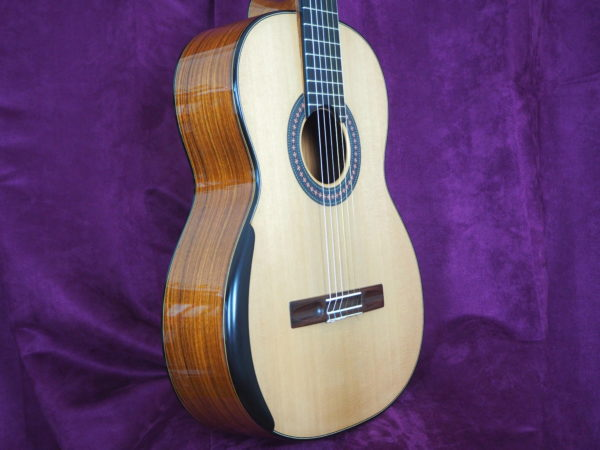 classical guitar luthier Robin