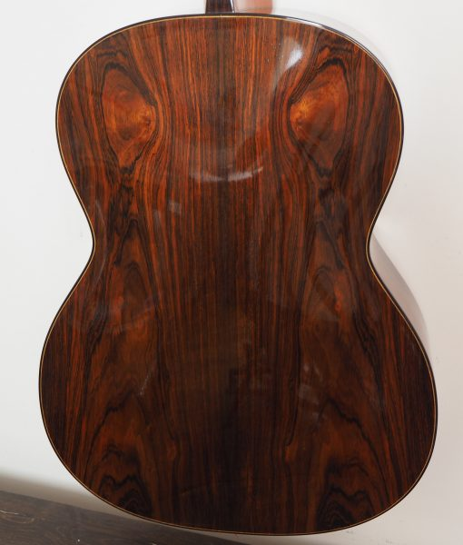 Simon Marty classical luthier guitarr