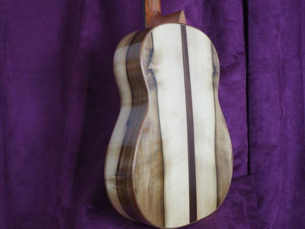 Graham Caldersmith classical lattice guitar Grange