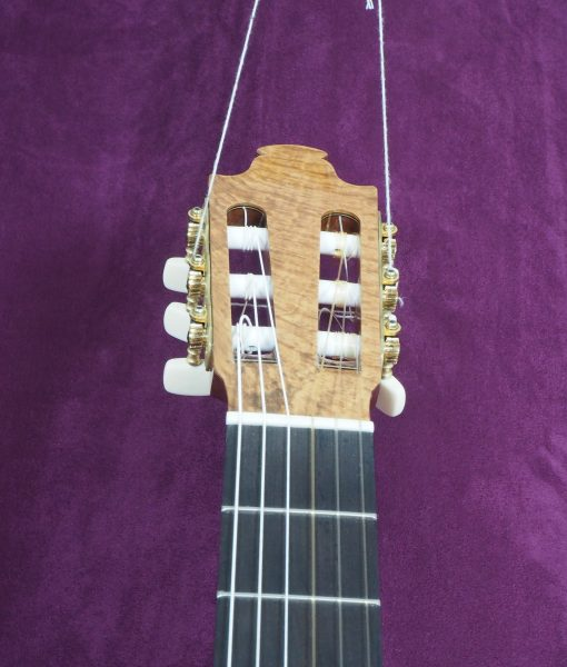 Graham Caldersmith classical lattice guitar Grange