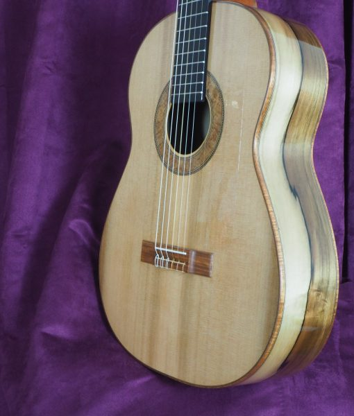 Graham Caldersmith classical lattice guitar Grange 16CAL070-10