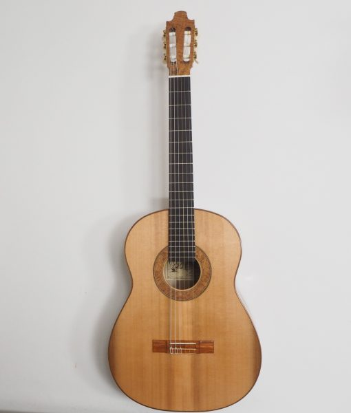 Graham Caldersmith classical lattice guitar