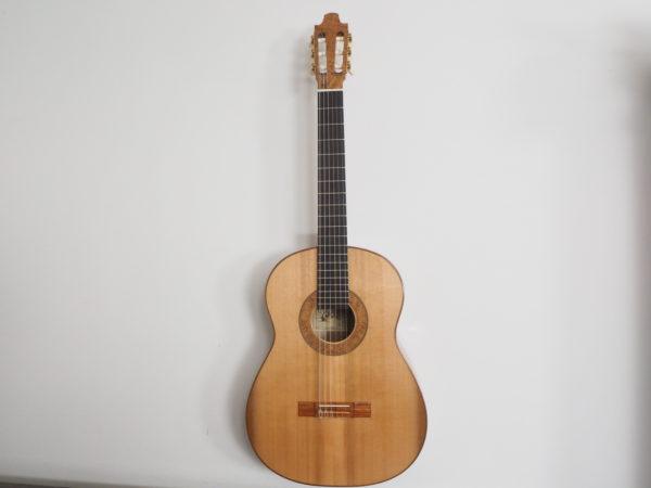 Graham Caldersmith classical lattice guitar