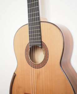 Greg Smallman classical guitar luthier lattice 201