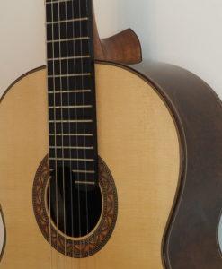 Dan Kellaway classical guitar luthier
