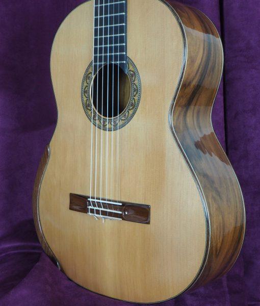 Dan Kellaway classical guitar luthier lattice 16KEL002-09