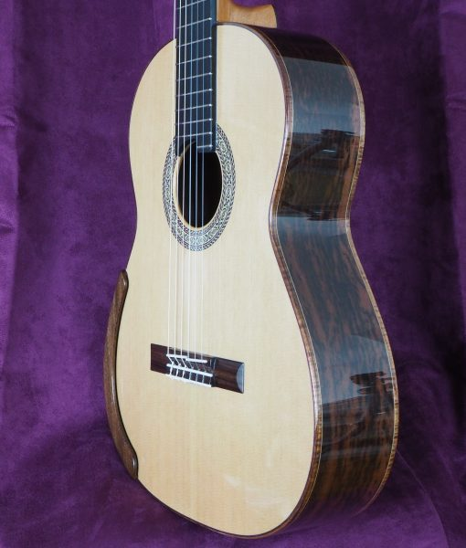 John Price classical guitar luthier lattice 16PRI357