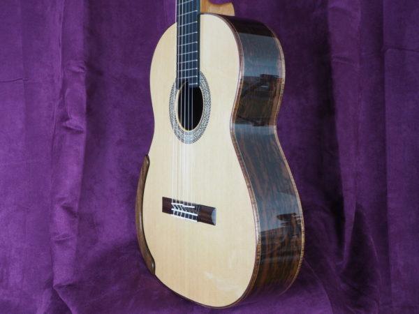 John Price classical guitar luthier lattice 16PRI357