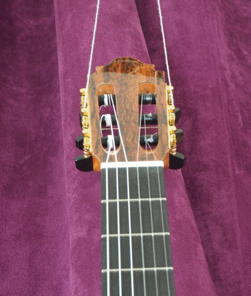John Price classical guitar luthier lattice