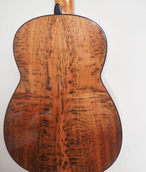 Allan Bull classical guitar luthier lattice