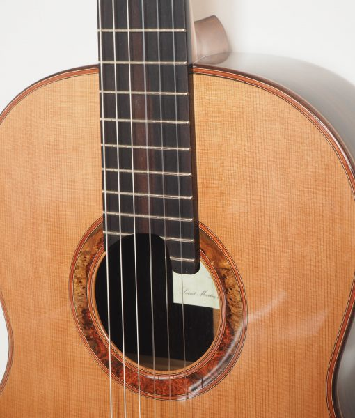 Régis Sala classical guitar model lattice Australe 15SAL015-07