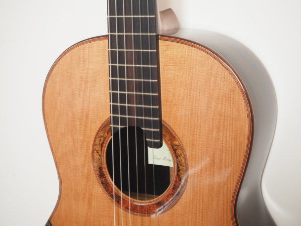 Régis Sala classical guitar model lattice Australe