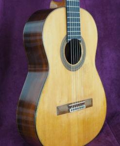 Daniel Friederich classical guitar luthier 162