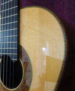 Christian Koehn classical guitar concert luthier