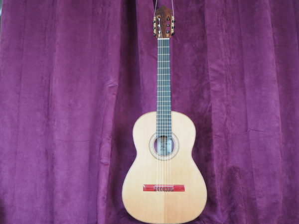 Michael O'Leary classical guitar luthier