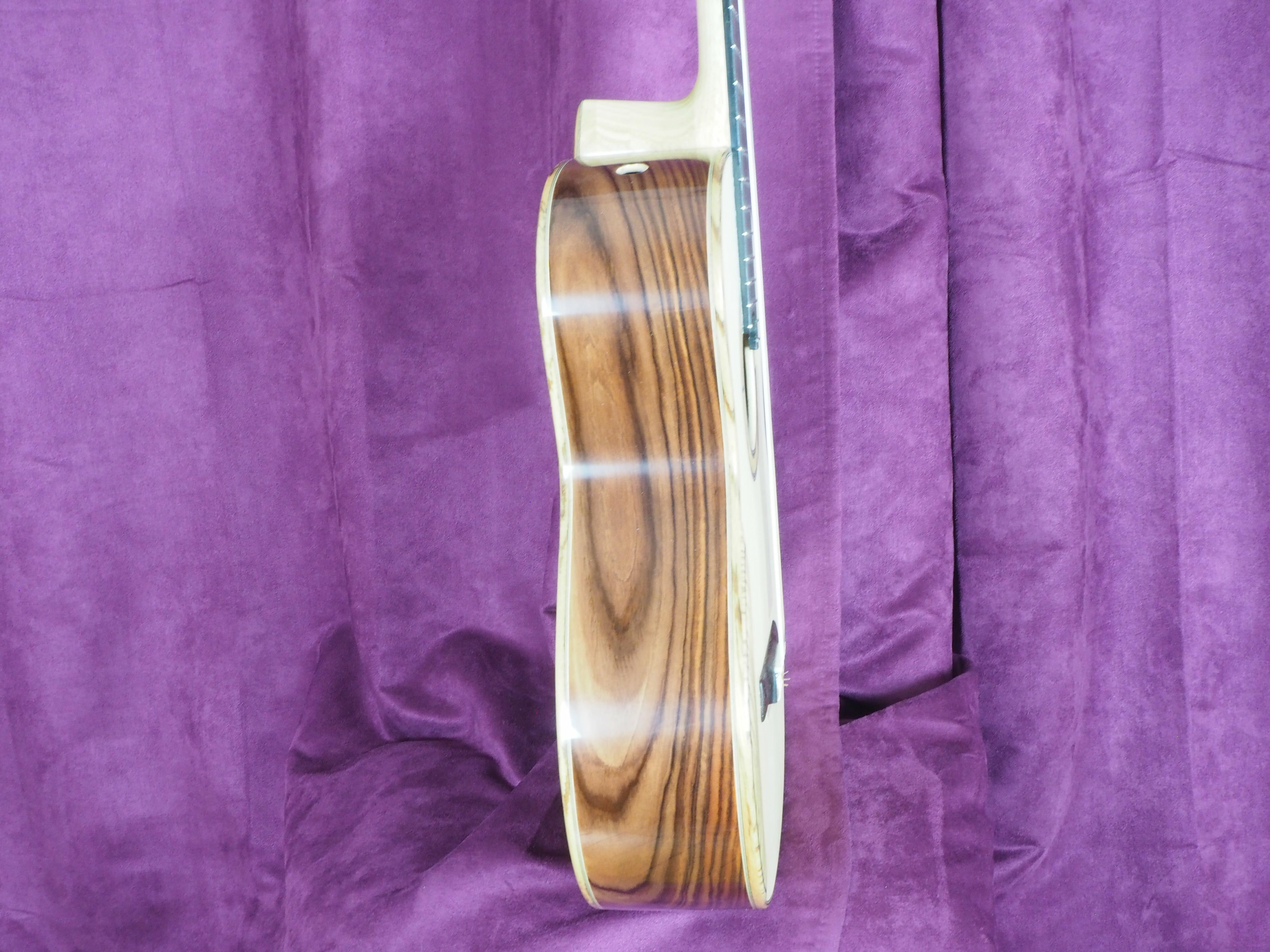 Paul sheridan classical guitar luthier lattice