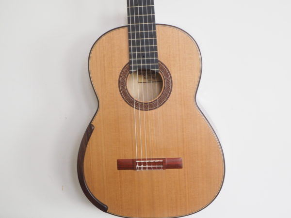 Greg Smallman 2015 classical guitar luthier lattice