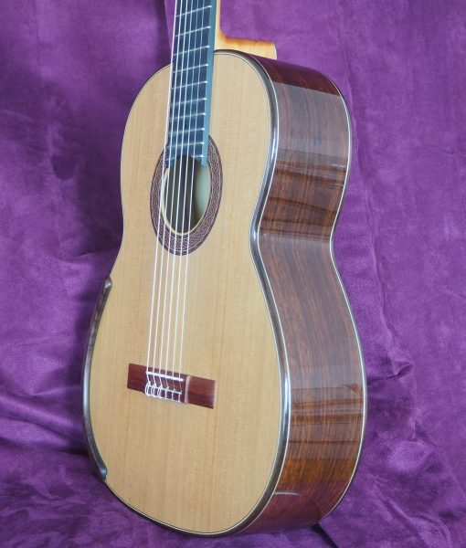 Greg Smallman 2015 classical guitar de concert lattice