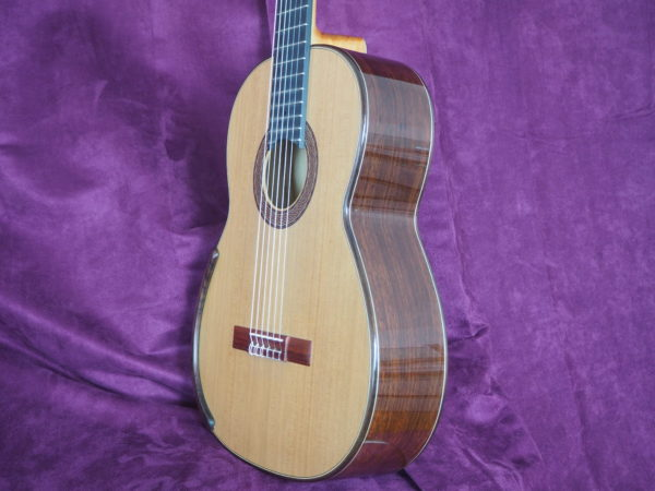 Greg Smallman 2015 classical guitarconcert lattice