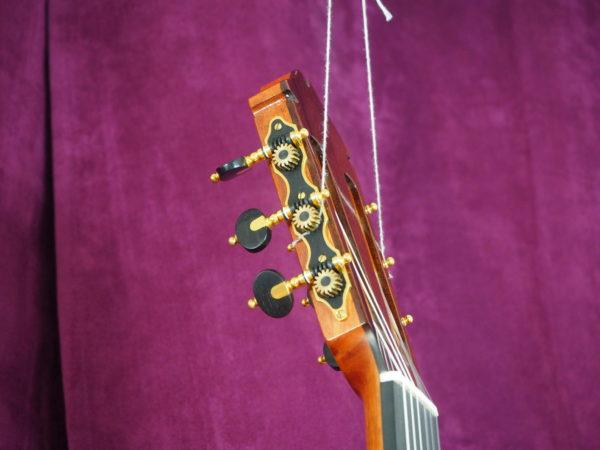Greg Smallman 2015 classical guitarconcert luthier lattice