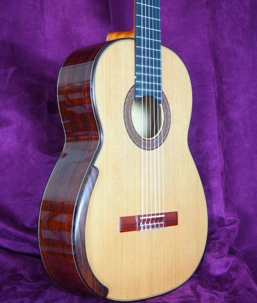 Greg Smallman 2015 classical concert guitar lattice luthier