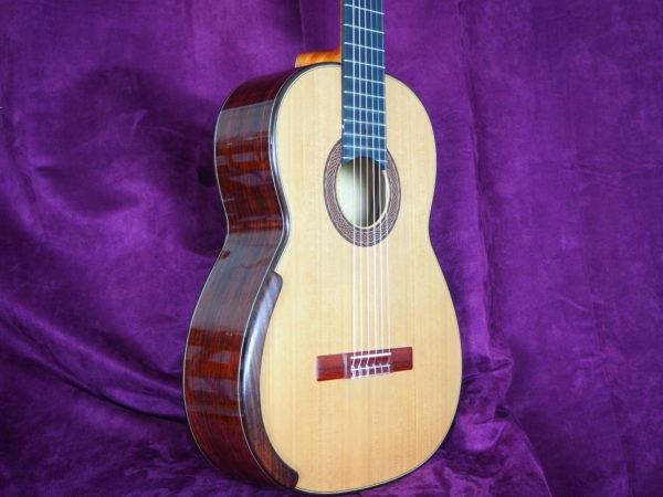 Greg Smallman 2015 classical concert guitar lattice luthier