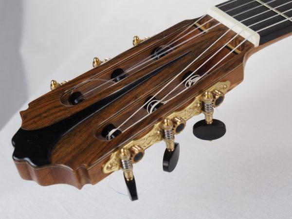 Luthier Charalampos Koumridis classical guitar No 104-03