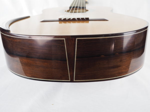 Luthier Charalampos Koumridis classical guitar No 104-09