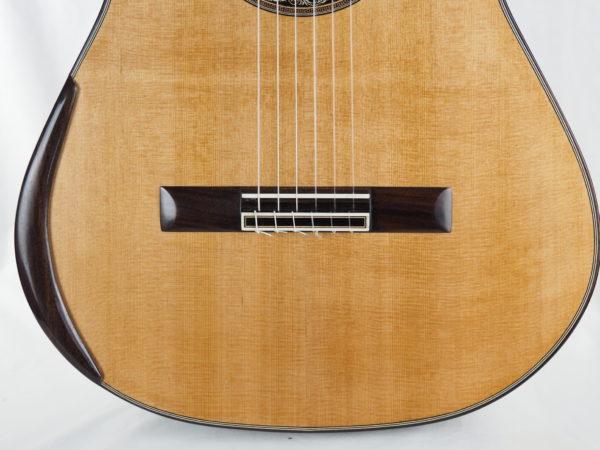 Luthier Charalampos Koumridis classical guitar No 104-06