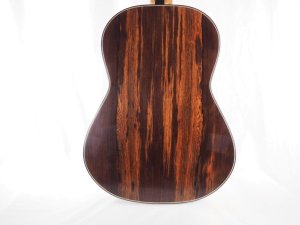 Luthier Charalampos Koumridis classical guitar No 104-07