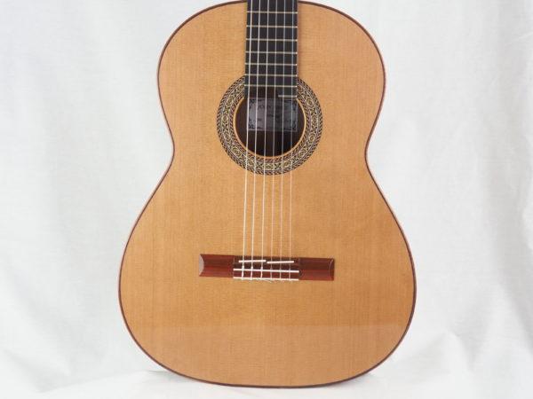 Guitarmaker John Price classical guitar No 382 19PRI382-01