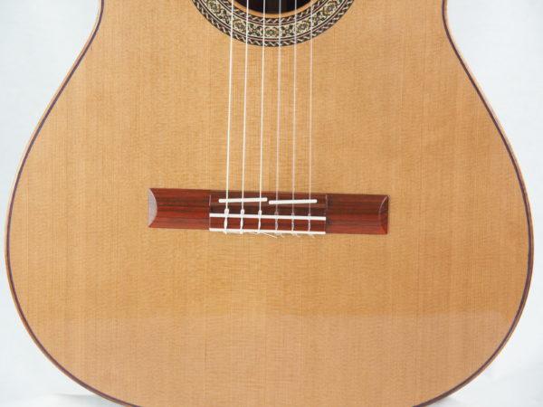 Guitarmaker John Price classical guitar No 382 19PRI382-09