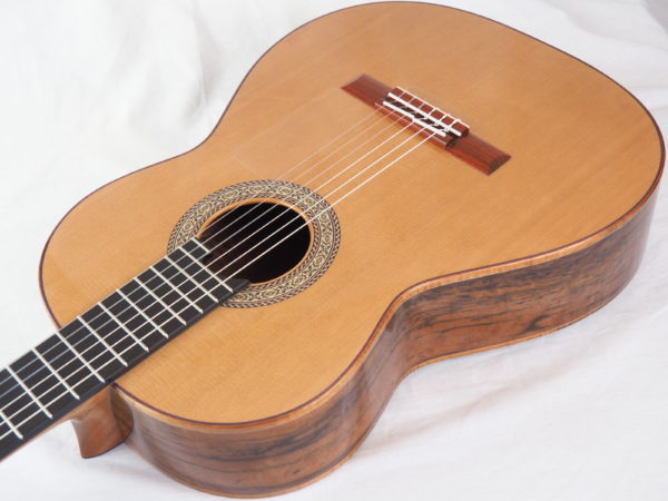 Guitarmaker John Price classical guitar No 382 19PRI382-04