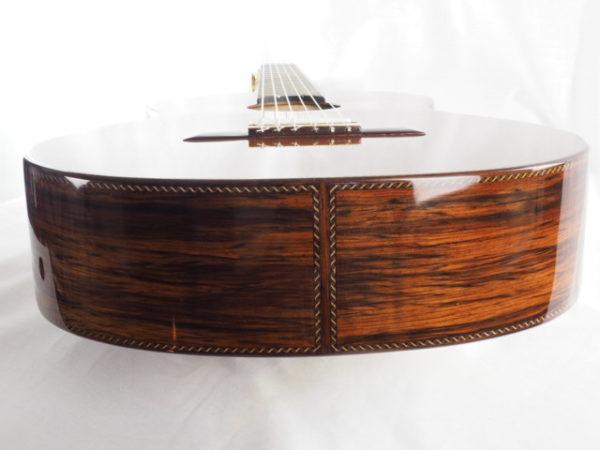 Luthier Dieter Hopf classical guitar Portentosa Evolucion No 5068-01