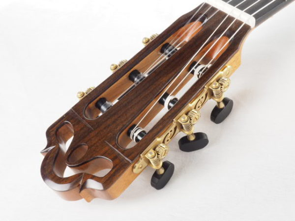Luthier Dieter Hopf classical guitar Portentosa Evolucion No 5068-02