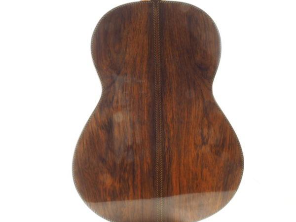 Luthier Dieter Hopf classical guitar Portentosa Evolucion No 5068-07