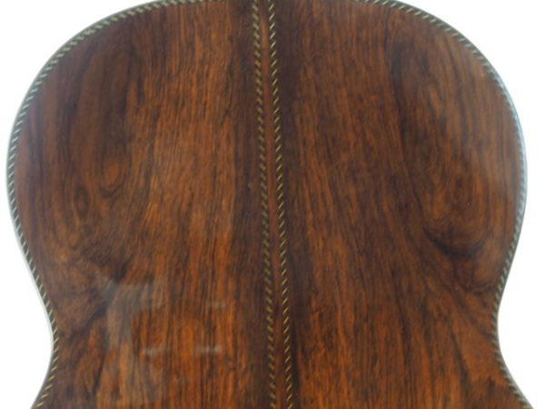 Luthier Dieter Hopf classical guitar Portentosa Evolucion No 5068-08
