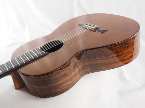Luthier Dieter Hopf classical guitar Portentosa Evolucion No 5068-09