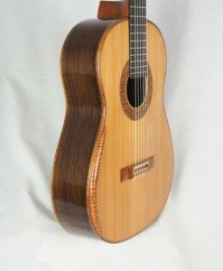 Graham Caldersmith luthier classical guitar No 105 19CAL105-05