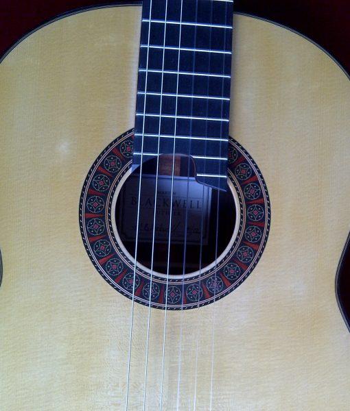 Guitare classical martin blackwell double table 14BLA014-01