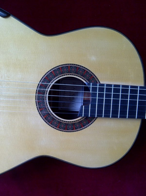 classical guitar martin blackwell double table