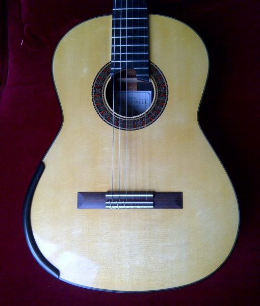 Guitare classical martin blackwell double table