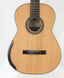 Kim Lissarrague luthier classical guitar 348 19LIS348-08