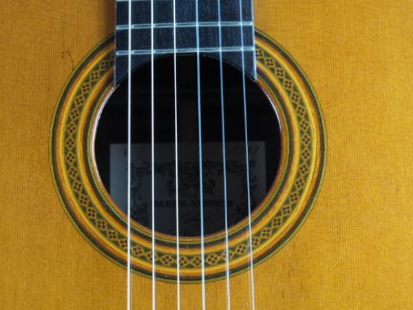 Guitarmaker Daniel Lesueur 1988 ex. Judicael Perroy 18LES088-06