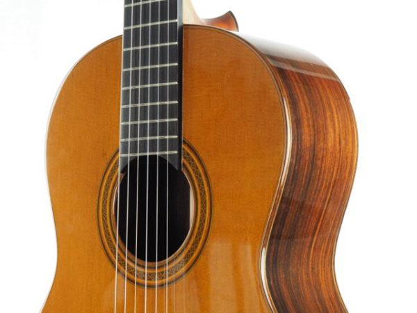 Guitarmaker Daniel Lesueur 1988 ex. Judicael Perroy 18LES088-03