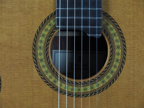 Classical guitar Portentosa Grande Furioso luthier Dieter Hopf